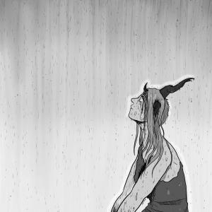 Some days feel like never-ending rain